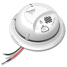 Picture of BRK 120V SMOKE/CO ALARM WITH SEALED LITHIUM BATTERY BACKUP