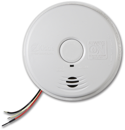 Picture of KIDDE 120V SMOKE ALARM WITH SEALED LITHIUM BATTERY BACKUP