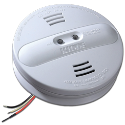 Picture of KIDDE DUAL SENSOR AC HARDWIRE WITH BATTERY BACKUP