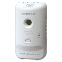 Picture of USI 10-YEAR SEALED BATTERY CARBON MONOXIDE ALARM