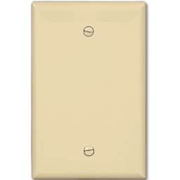 Picture of JUMBO BLANK WALL PLATE - IVORY