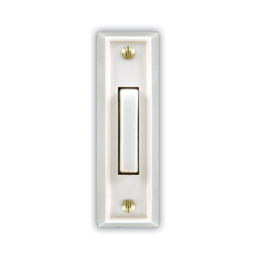 Picture of DOOR CHIME LIGHTED PUSHBUTTON - WHITE