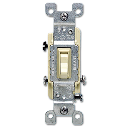 Picture of 3-WAY SWITCH CU/ALR - IVORY