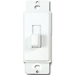 Picture of TAYMAC MASQUE TOGGLE SWITCH COVER UP  - WHITE