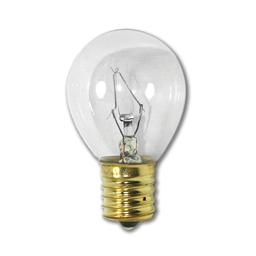 Picture of 40 WATT CLEAR HI INTENSITY S11 MICROWAVE BULB