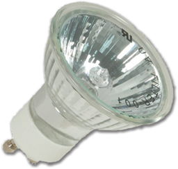 Picture of 50W MR16 GU10 HALOGEN BULB WITH ALUMINIZED REFLECTOR