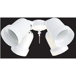 Picture of 4-LIGHT BULLET LIGHT KIT - WHITE - LK99WW