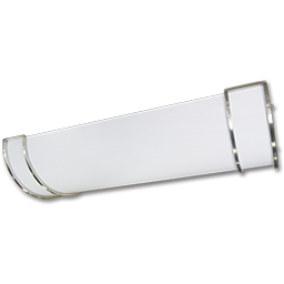 "Picture of FLUORESCENT CEILING FIXTURE 24-1/8""L X 11-1/8""W X 4-1/2""E"