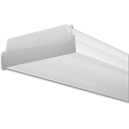 "Picture of 4' X 13"" 4-BULB FLUORESCENT FIXTURE"