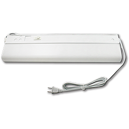 "Picture of 18"" FLUORESCENT UNDERCOUNTER FIXTURE WITH CORD & PLUG"