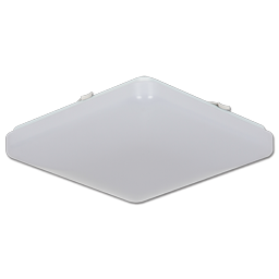 "Picture of LED 12"" SQUARE CEILING FIXTURE - DAMP LOCATION LISTED"