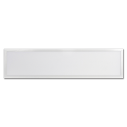 Picture of 4' LED PANEL FIXTURE - WHITE