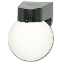 Picture of 9W ENTRY LIGHT FIXTURE - BLACK
