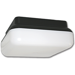 "Picture of 10"" 36W PL SQUARE OUTDOOR FLUORESCENT FIXTURE"