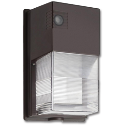 Picture of 25W TWS LED SIDELITE  WALL PACK - BRONZE