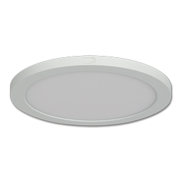 "Picture of VERSI LIGHT 7"" LED FLUSH FIXTURE- BRONZE"