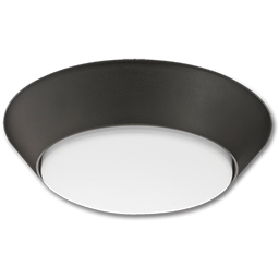 "Picture of VERSILITE 7"" LED FLUSH FIXTURE - BRONZE (WET LOCATION)"
