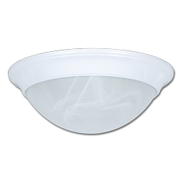 "Picture of 14"" LED CEILING FIXTURE - WHITE"