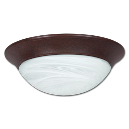 "Picture of 14"" LED CEILING FIXTURE - BRONZE"