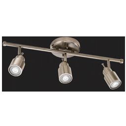 Picture of 3-LIGHT LED TRACK LIGHT - BRUSHED NICKEL