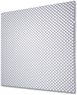 Picture of WSL- NLA CLEAR PRISMATIC 2' X 4' LIGHT PANELS - CS/5
