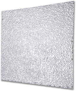 Picture of WSL- CLEAR CRACKED ICE LIGHT PANELS 2' X 4' - 5 PK