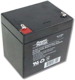 Picture of 12V 5.0AMP RECHARGEABLE BATTERY