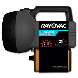 Picture of RAYOVAC LED FLOATING LANTERN FLASHLIGHT WITH 6V BATTERY