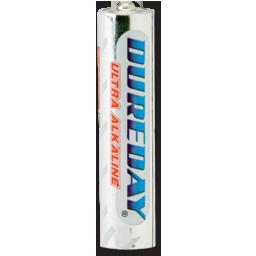 DUREDAY INDUSTRIAL AA ALKALINE BATTERY - 24/PK