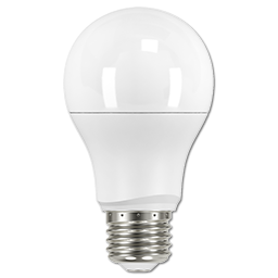 9.5 WATT LED BULB- A19 SHAPE - 3000K - 24/CS
