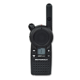 Picture of MOTOROLA UHF 1 WATT 4 CHANNEL RADIO - CLS1410