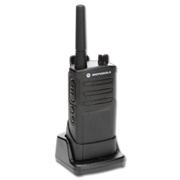 Picture of MOTOROLA UHF 2 WATT 4 CHANNEL RADIO - RMU2040