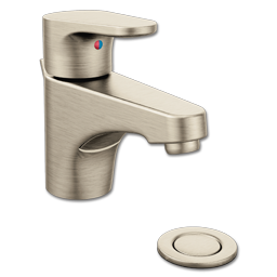 Picture of CFG EDGESTONE LAVATORY FAUCET W/POP-UP -BRUSHED NICKEL