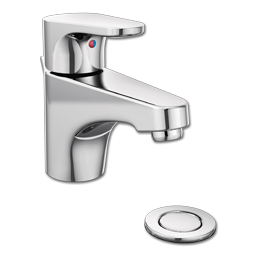 Picture of CFG EDGESTONE LAVATORY FAUCET W/POP-UP -CHROME