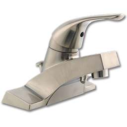 Picture of PFISTER SINGLE LEVER LAVATORY FAUCET WITH POP-UP - BRUSHED NICKEL