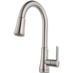 Picture of PFISTER SINGLE HANDLE PULL-DOWN KITCHEN FAUCET - CHROME