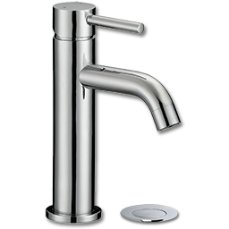 Picture of WHITEFALLS SINGLE HANDLE LAVATORY FAUCET - CHROME