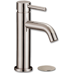 Picture of WHITEFALLS SINGLE HANDLE LAVATORY FAUCET - BRUSHED NICKEL