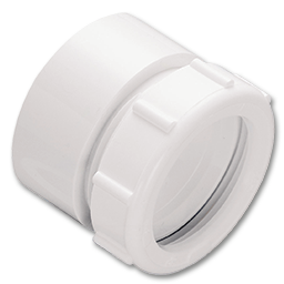 "Picture of LIFT & TURN FINE THREAD TUB STOPPER 1-5/8"" X 16 TPI"