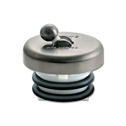 Picture of FLIP-IT TUB STOPPER - BRUSHED NICKEL