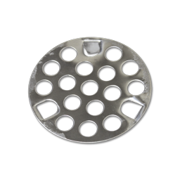 "Picture of 1-7/8"" BATH DRAIN STRAINER - 3-PRONG"