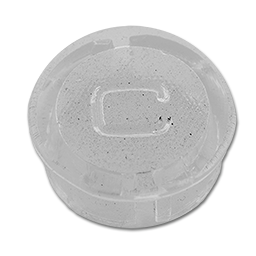 "Picture of COLD INDEX BUTTON FOR DELTA/DELEX - 23/32"" DIAMETER"