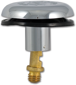 """Picture of SNAP & PRESS TUB STOPPER - 3/8"""" STEM"""