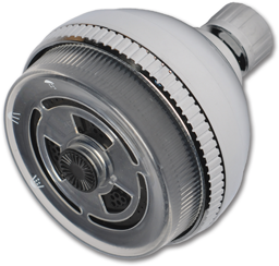Picture of 3-WAY PULSATING MASSAGE SHOWER HEAD - METAL BALL JOINT