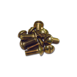"Picture of BRASS BIBB SCREW - 3/8"" - 8-32"" - 10/PK"