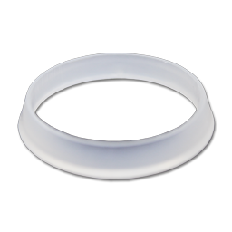 "Picture of 1-1/2"" X 1-1/4"" POLYETHYLENE SLIP JOINT WASHER - 100/BX"
