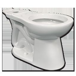 Picture of NIAGARA STEALTH 0.8 GPF TOILET BOWL - WHITE