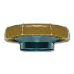 """Picture of FLUIDMASTER 3"""" X 4"""" WAX BOWL RING W/SLEEVE"""