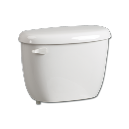 Picture of BRIGGS WHITE TOILET TANK - 1.6 GALLON