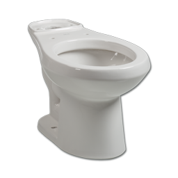 Picture of BRIGGS BONE TOILET BOWL - 1.6 GALLON